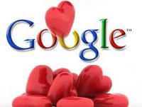 גוגל אוהב אותי