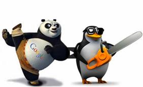 עידכוני אלגוריתם גוגל פנדה גוגל פינגווין