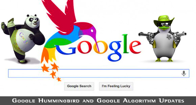 גוגל עדכוני אלגוריתם