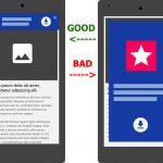 פרסומות להתקנת אפליקציות מכסות לכם את האתר? גוגל לא תחשיב אותו כידידותי!