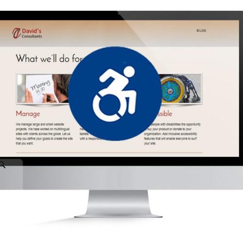 הנגשת אתרים באינטרנט – מהו אתר נגיש?
