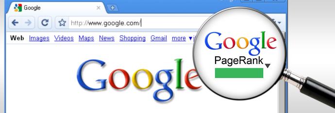 גוגל מאשרת: יוסרו נתוני הפייג'רנק מסרגל הכלים