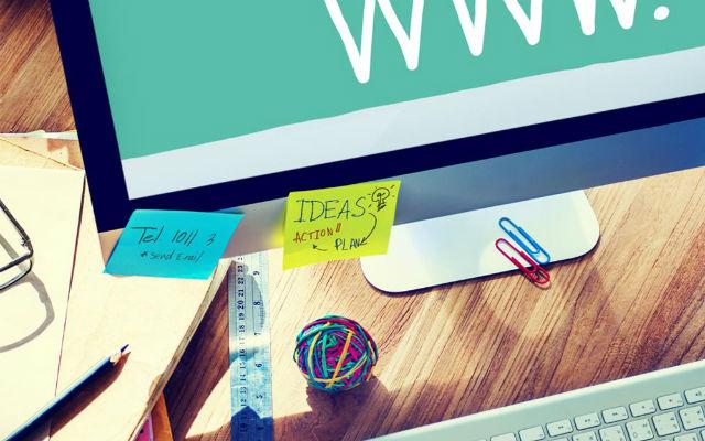 ניהול אתרים באינטרנט